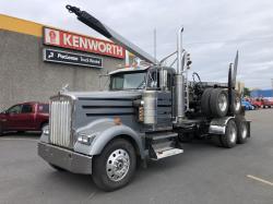 1995 Kenworth W900L