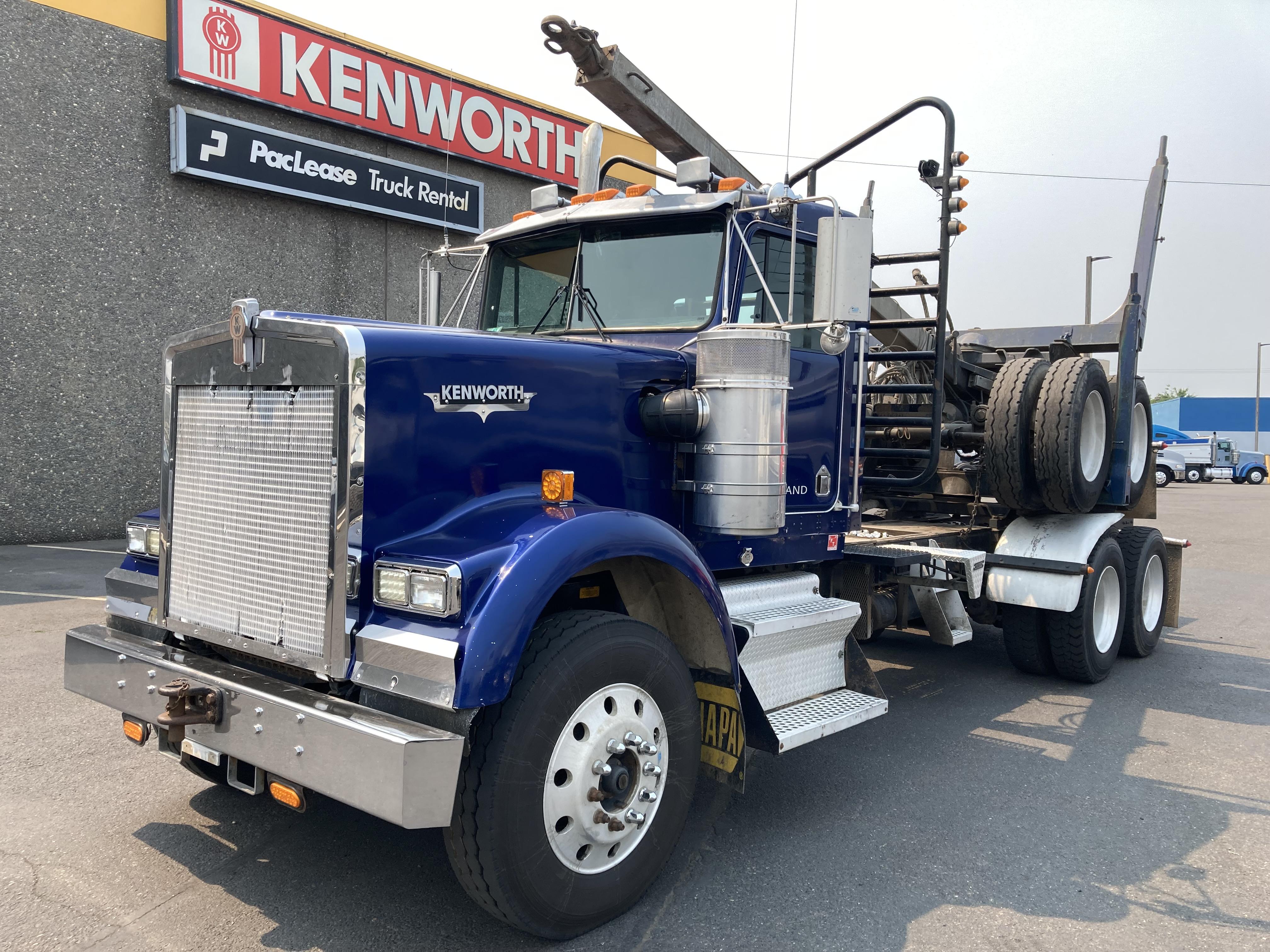 1998 Kenworth W900B