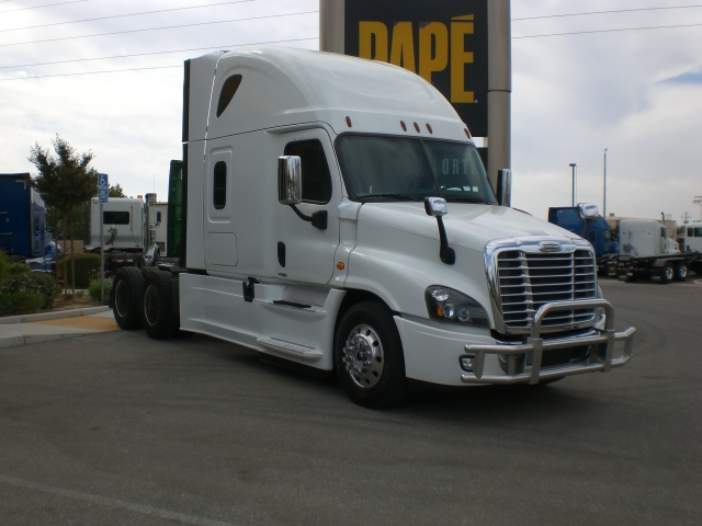 2017 Freightliner CAS