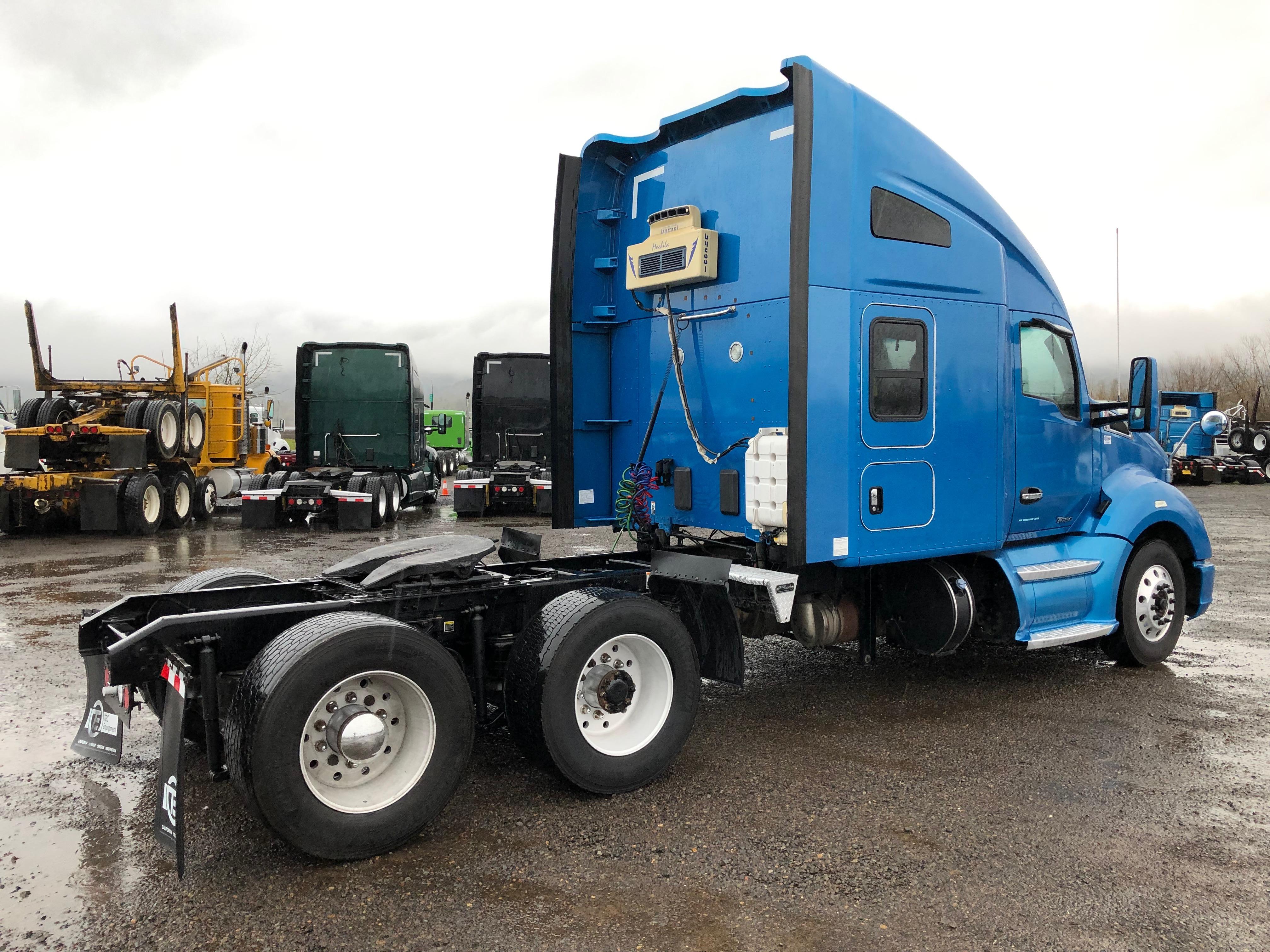 2014 Kenworth T680