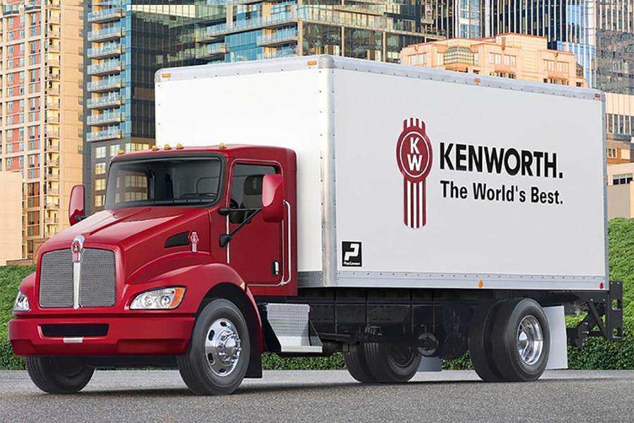 Kenworth T270