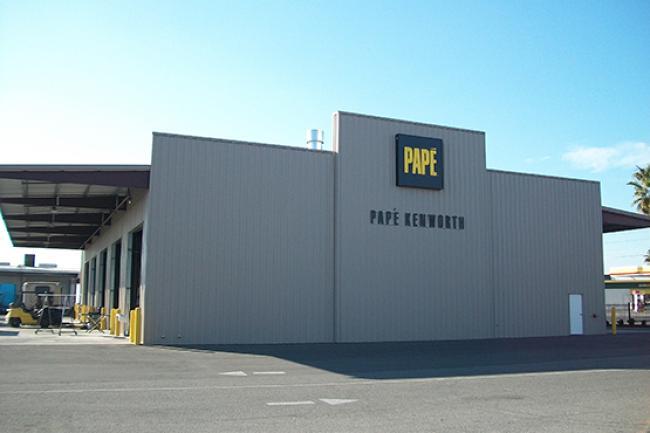 Truck Service Body Shop|Papé Kenworth Alaska| Truck Dealer in AK