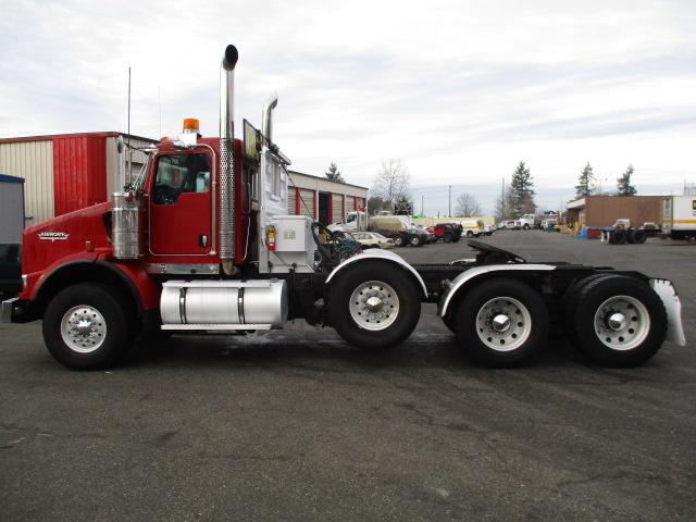 2009 Kenworth T800