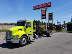 2019 Kenworth T370