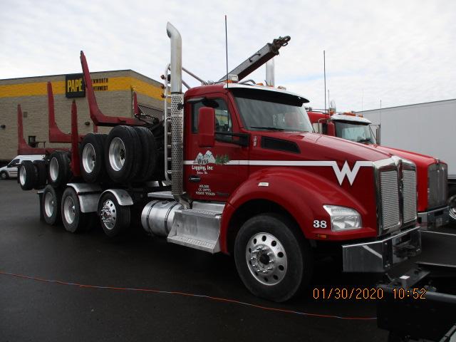 2017 Kenworth T880