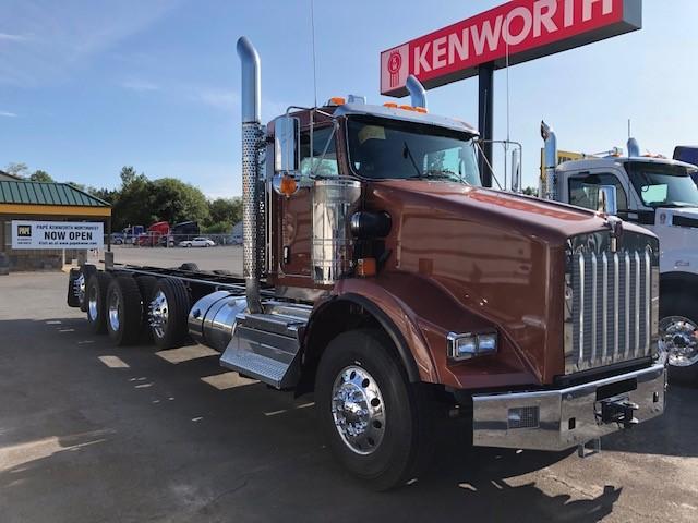 2019 Kenworth T800