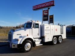 1992 Kenworth T800