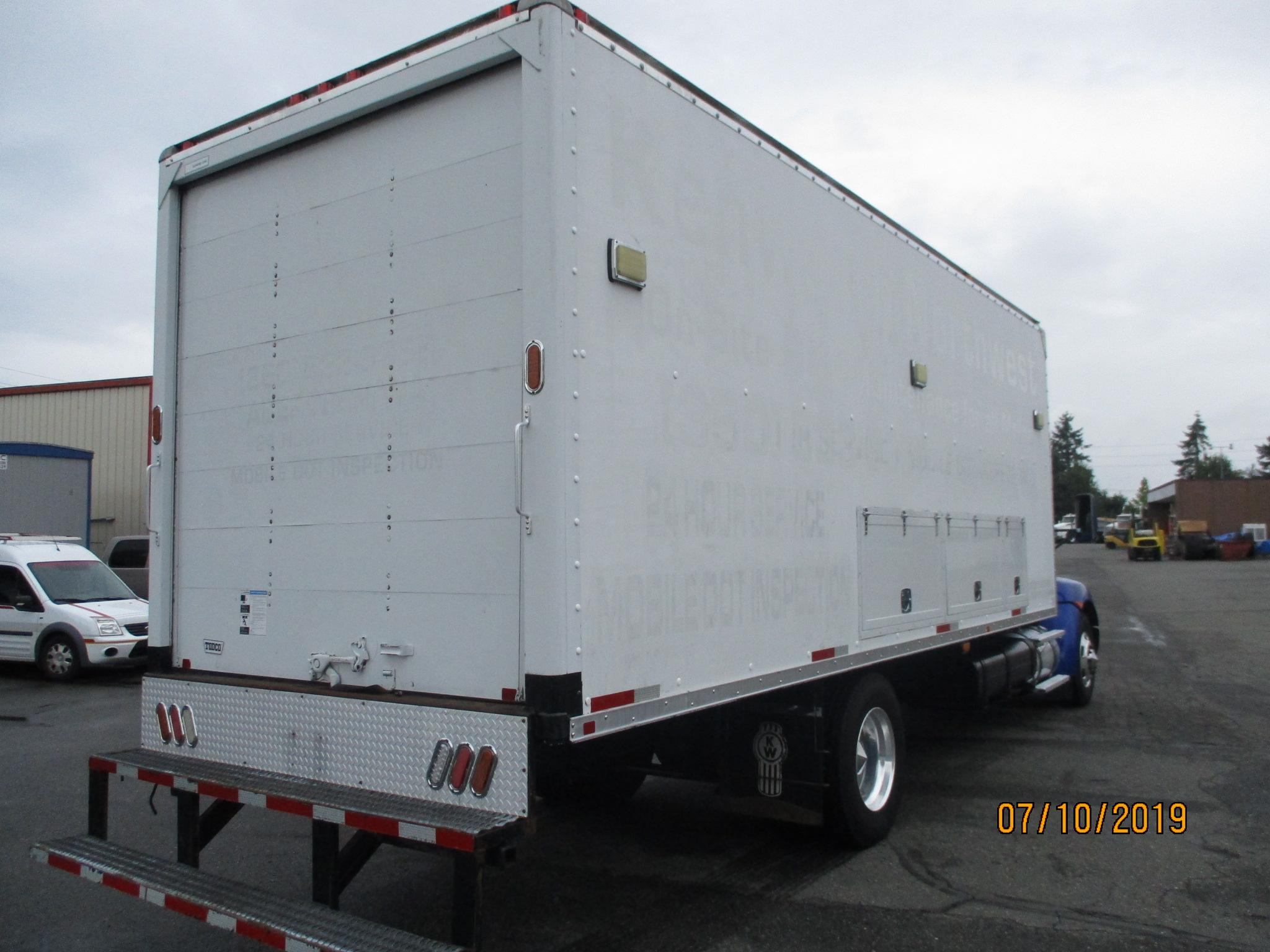 2009 Kenworth T370