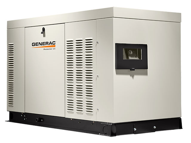 Generac Protector QS Series 27kW Gaseous Generator
