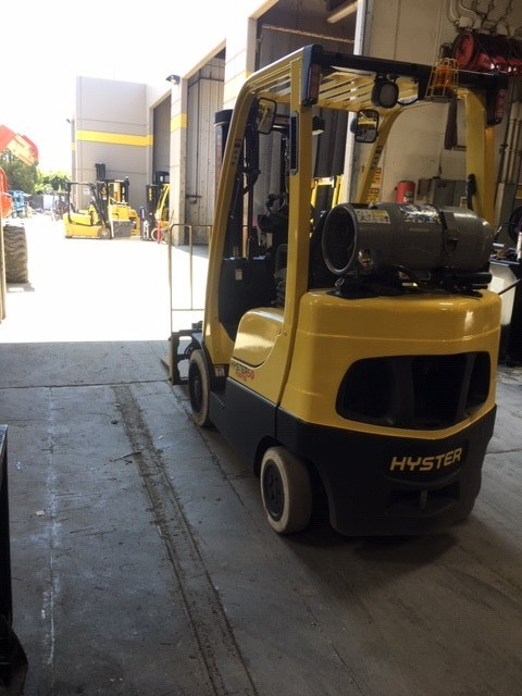 2010 Hyster S50FT