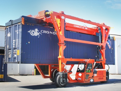 Straddle Carriers Equipment Image