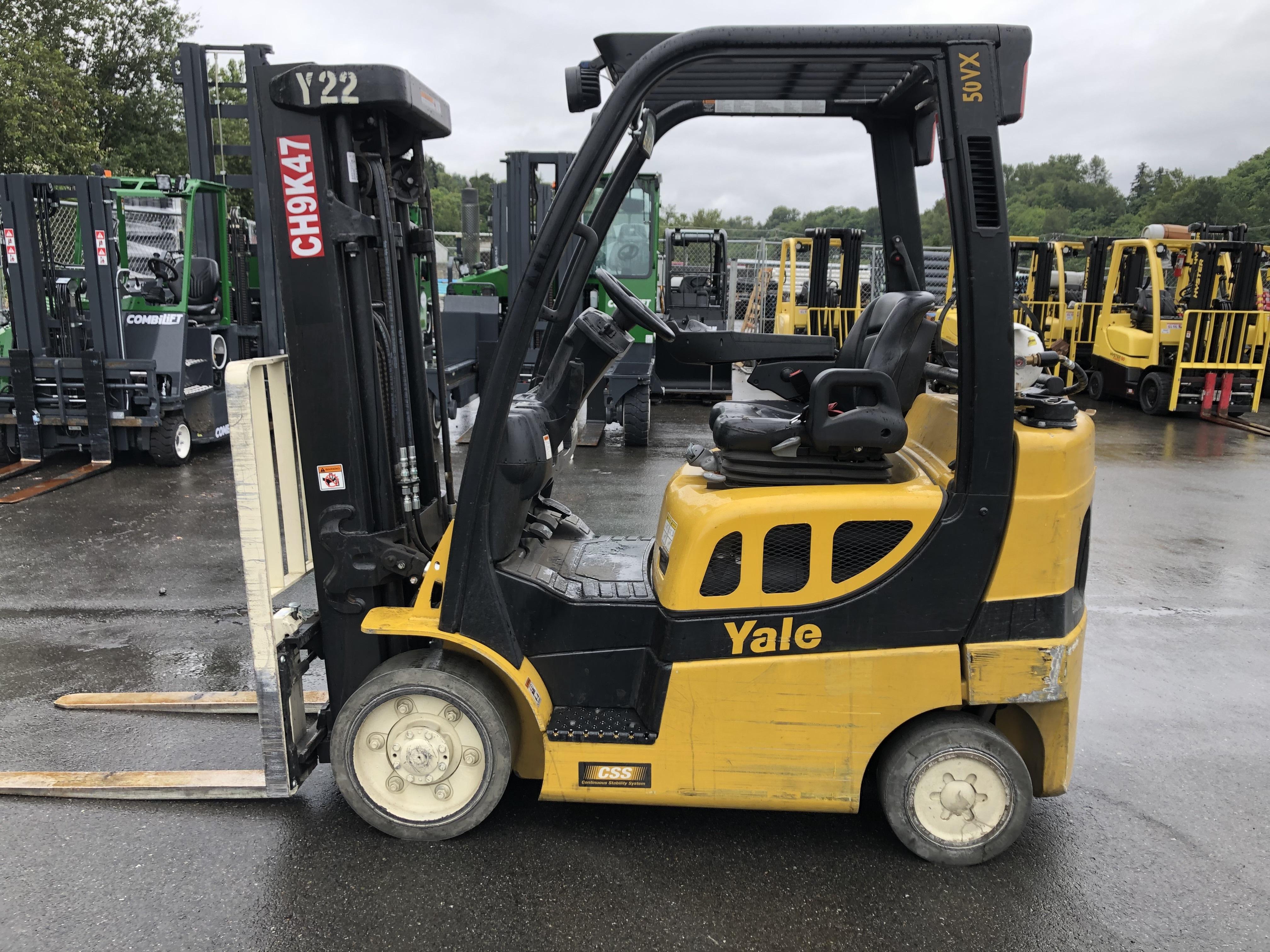 2016 Yale GLC050