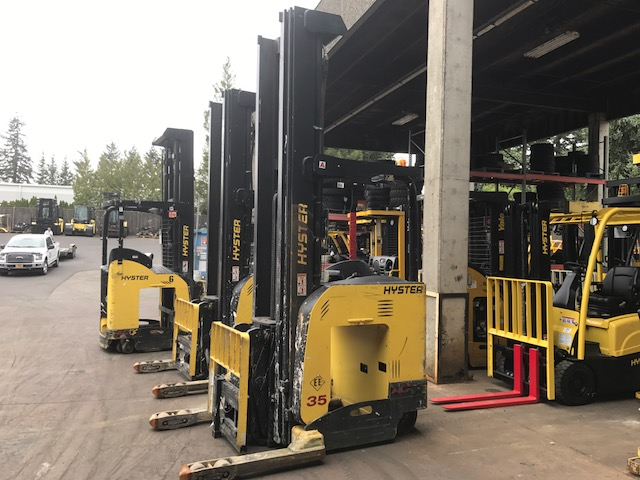 2011 Hyster N35ZDR