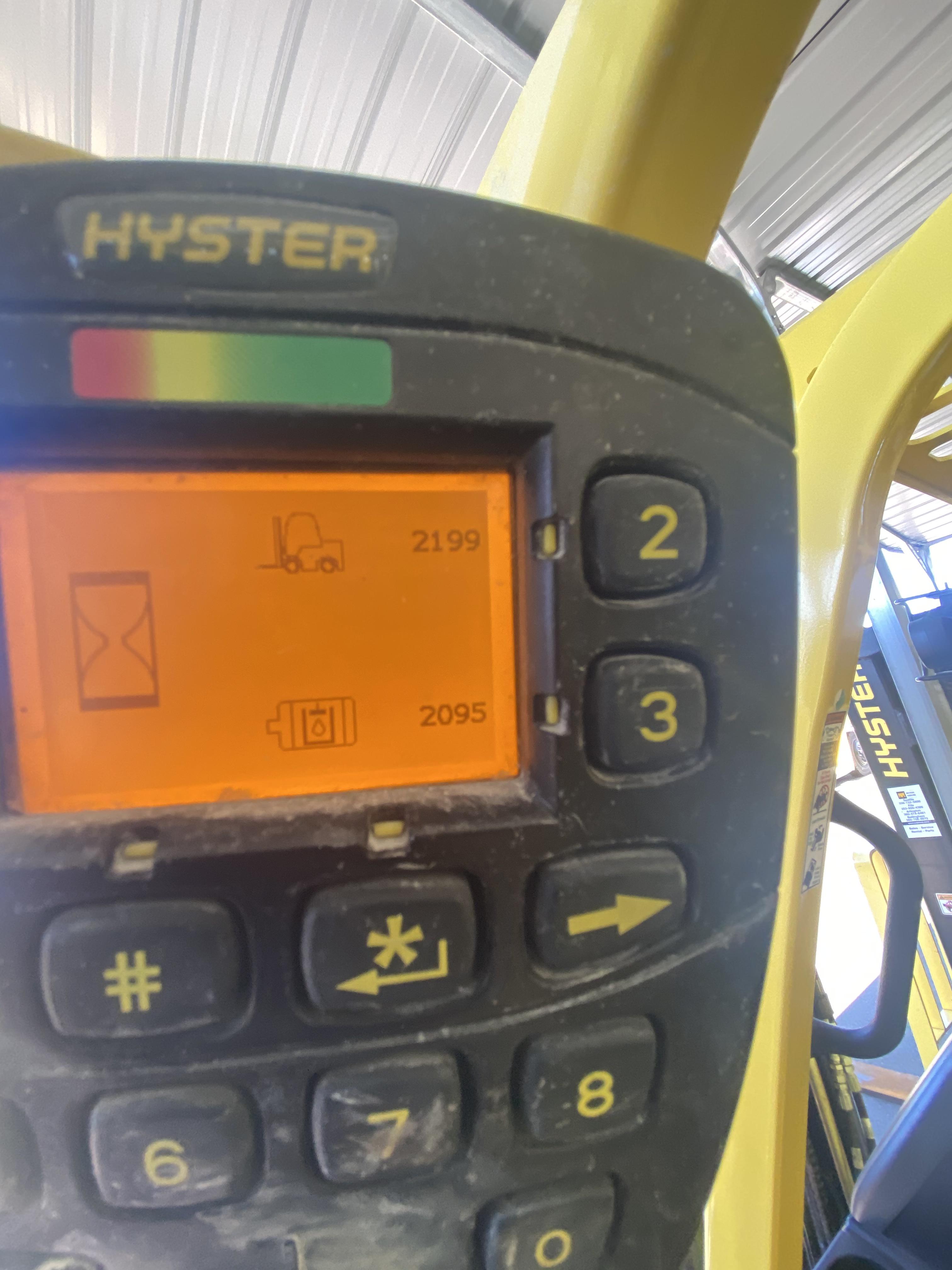 2016 Hyster J40XN