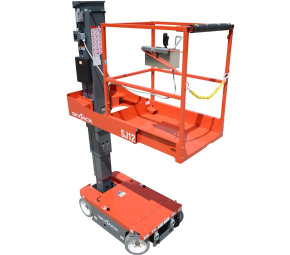 Vertical Mast Lifts Equipment Image