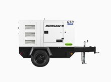 Doosan G50WDO-3A-T4F Generator
