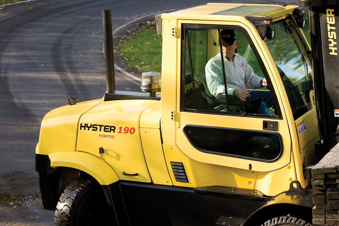 Hyster H170-190FT, H170FTS