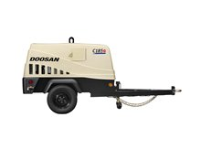 Doosan C185WKUBG Gasoline Air Compressor