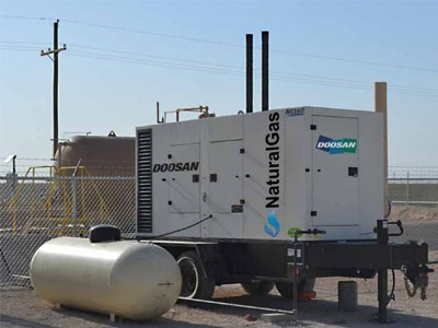 Natural Gas Mobile Equipment Image