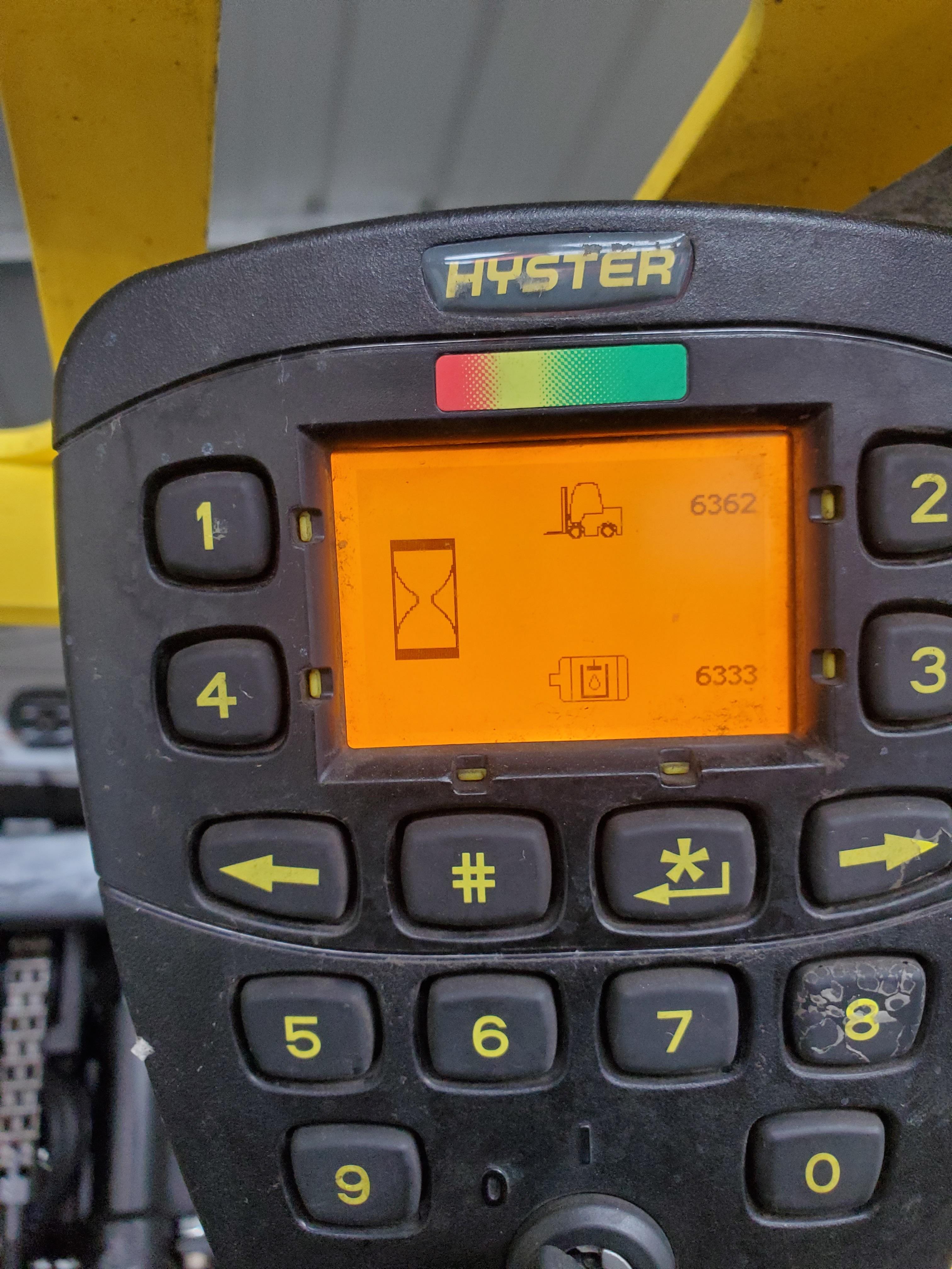 2016 Hyster E30XN