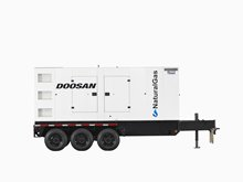 Doosan NG225 Natural Gas Generator