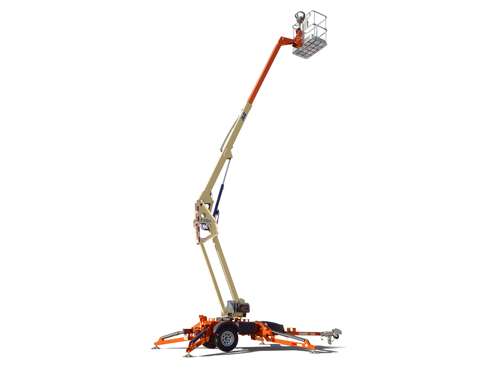 Towable Boom Lifts Equipment Image
