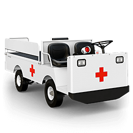 Motrec MX-360 Ambulance