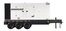 Doosan G450WCU-2B-T2 Generator