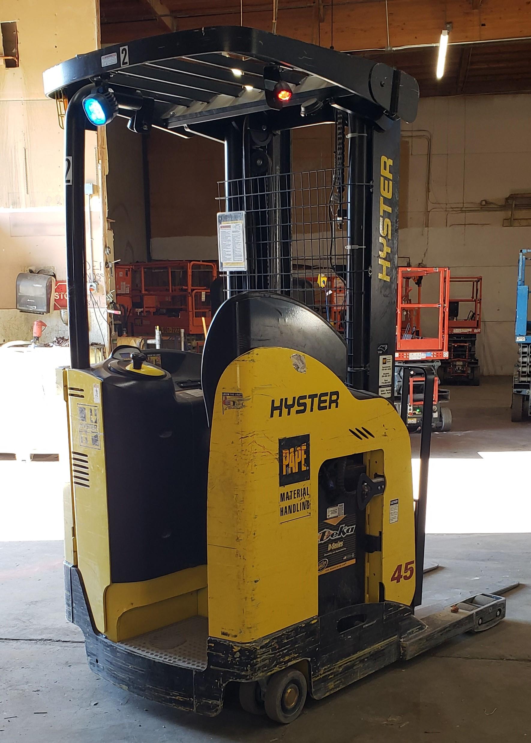 2018 Hyster N45ZR2