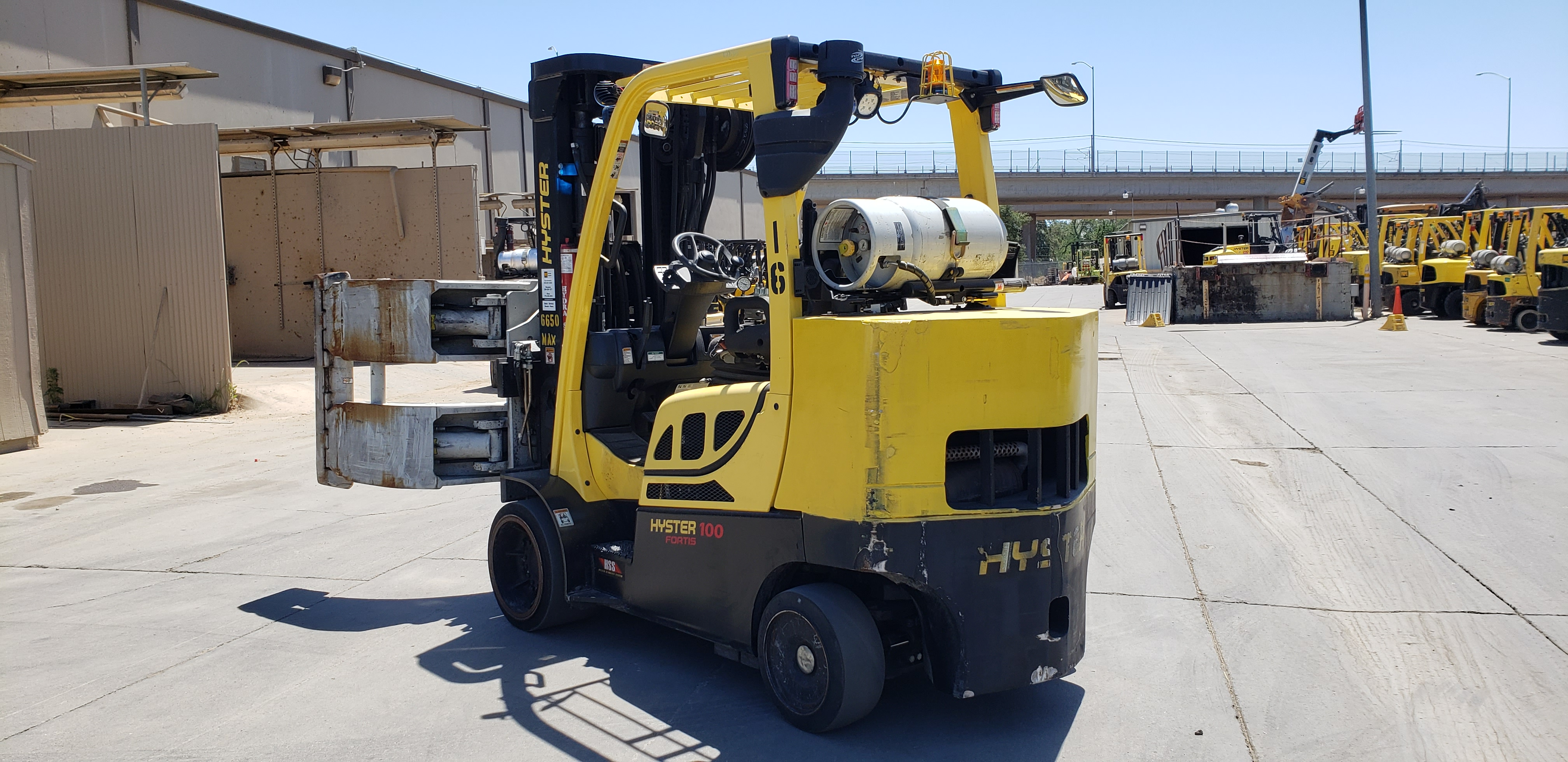 2015 Hyster S100FT