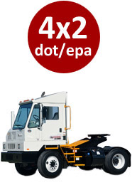 Kalmar Ottawa 4x2 DOT/EPA Terminal Tractor