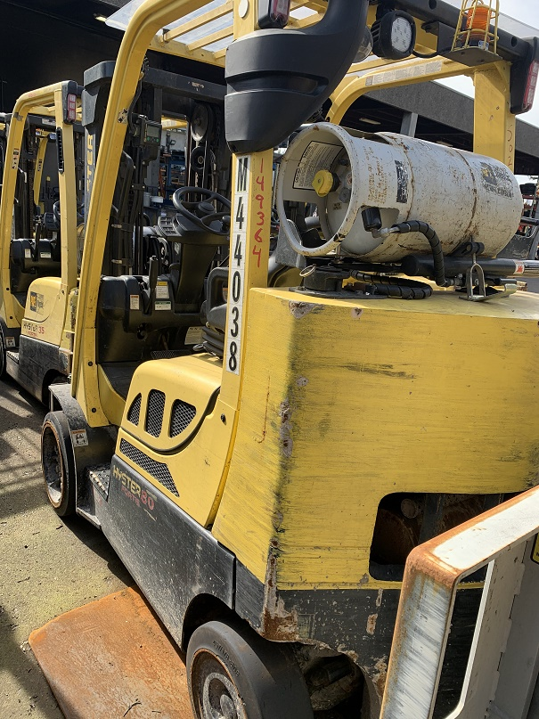 2016 Hyster® S80FT