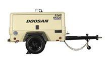 Doosan P260/HP220WYM-T3 Air Compressor