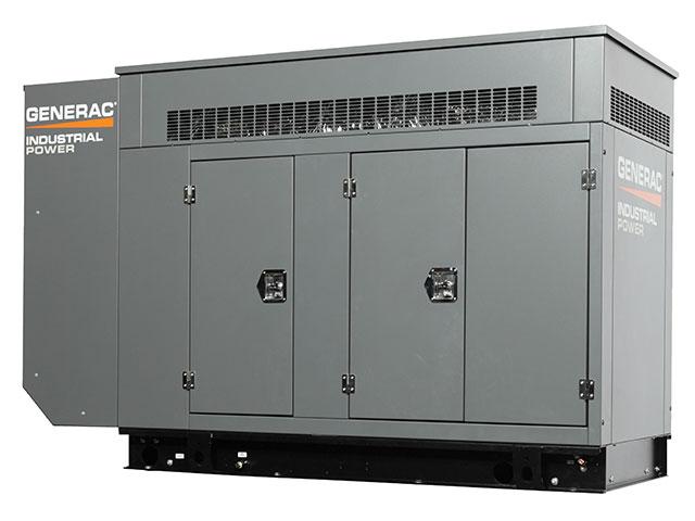 Generac 60kW Gaseous Generator