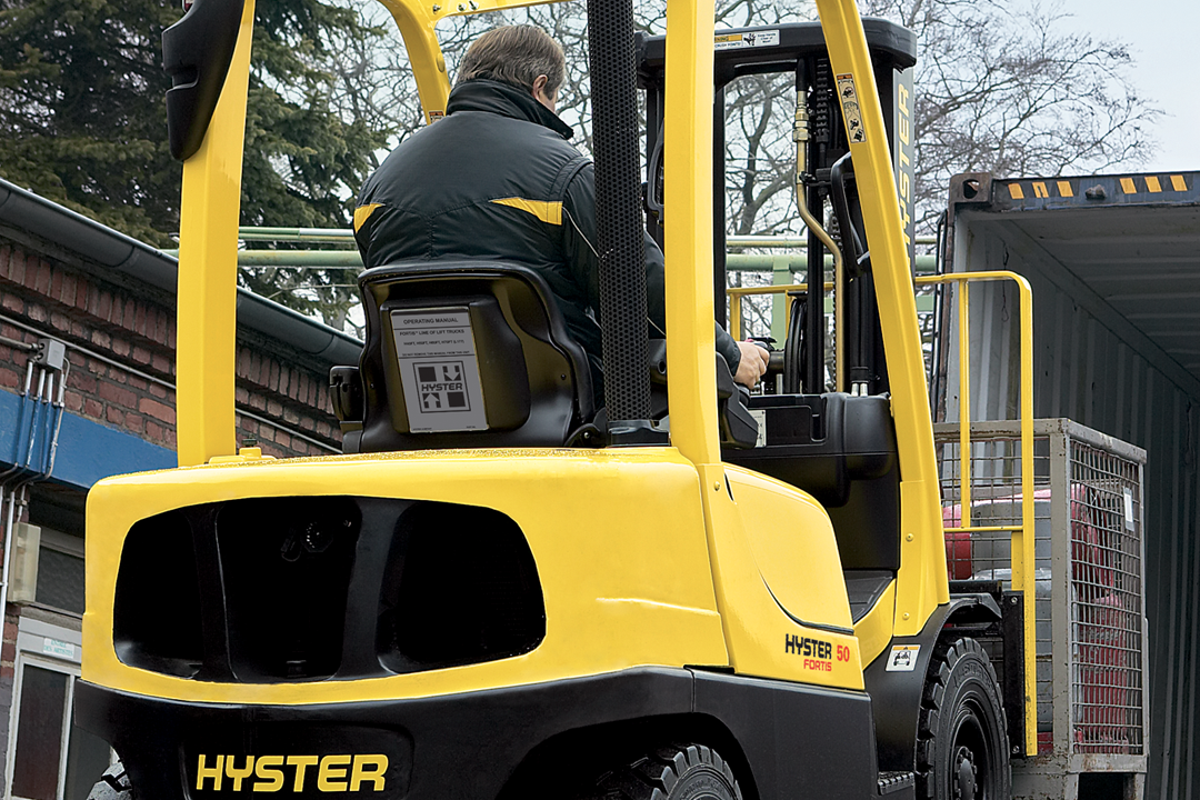 Hyster H40-70FT