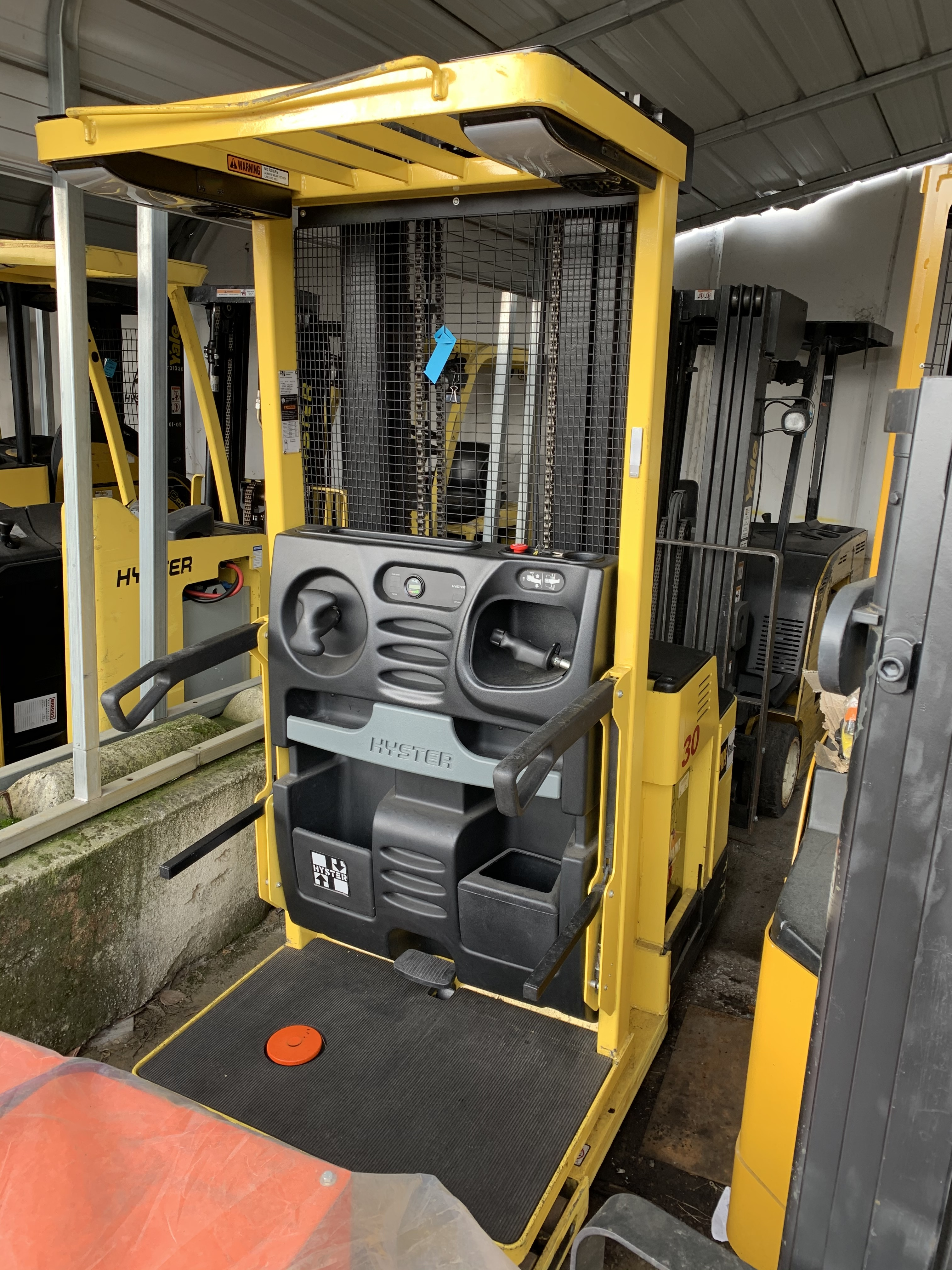 2005 Hyster R30XMS