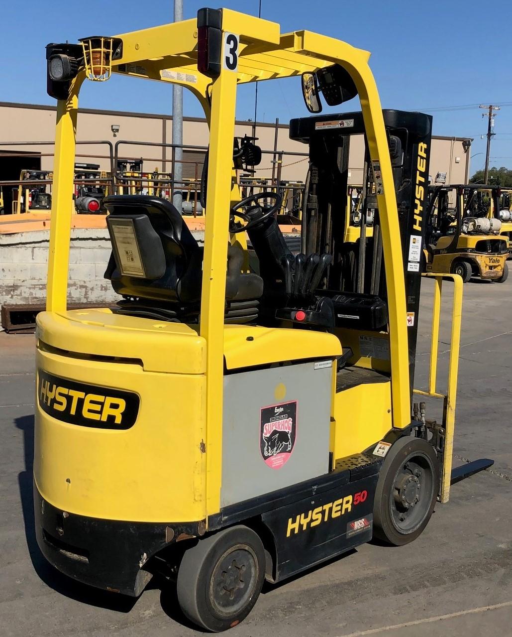2014 Hyster® E50XN