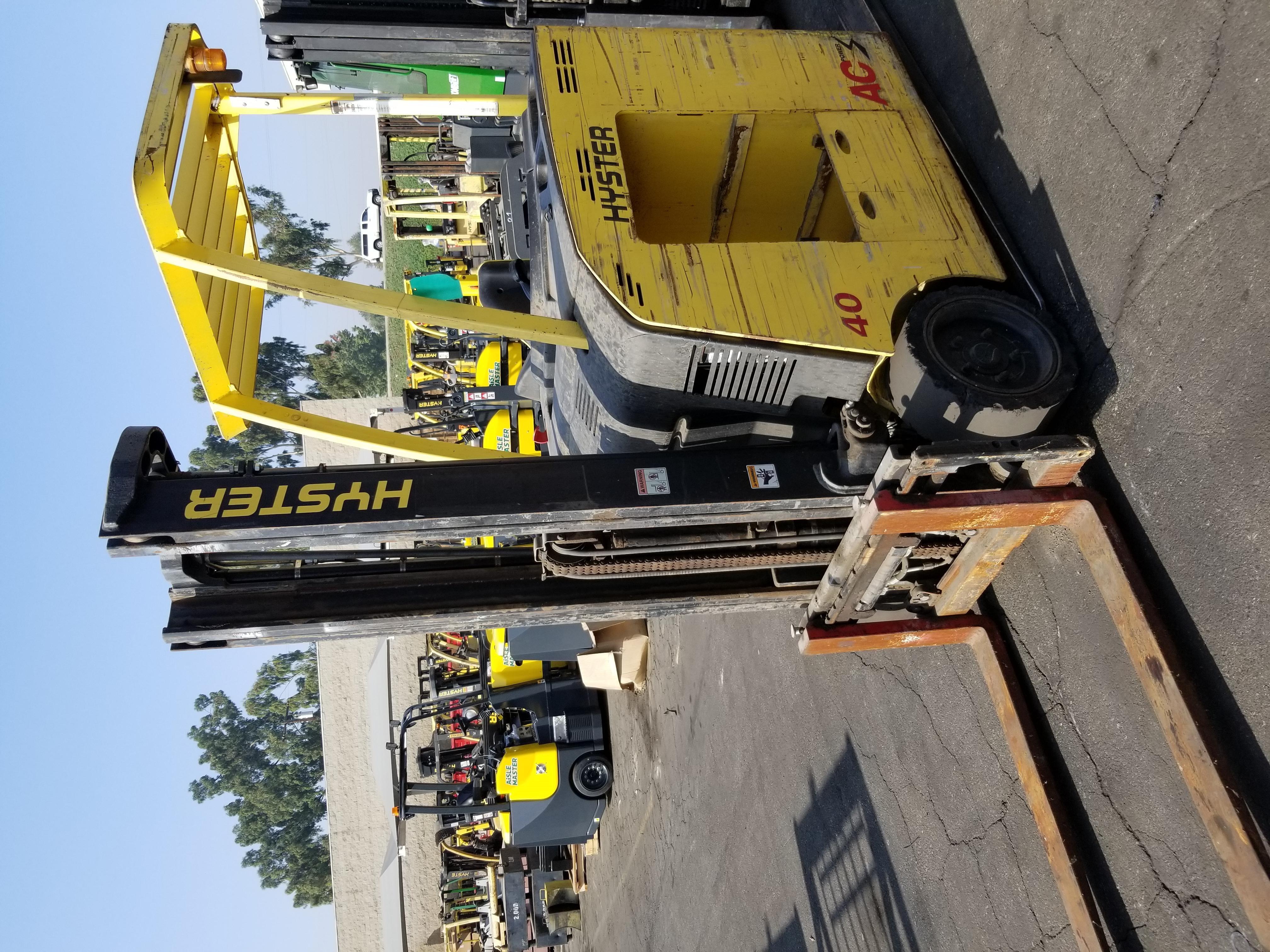 2012 Hyster E40HSD