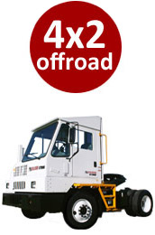 Kalmar Ottawa 4x2 Off-Road Terminal Tractor