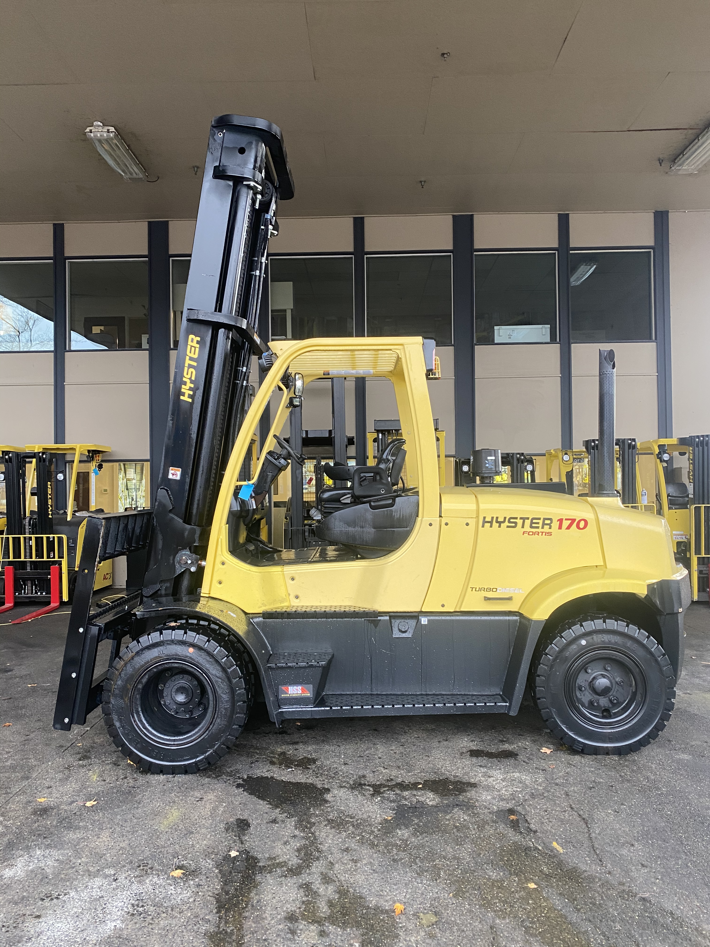 2015 Hyster® H170FT