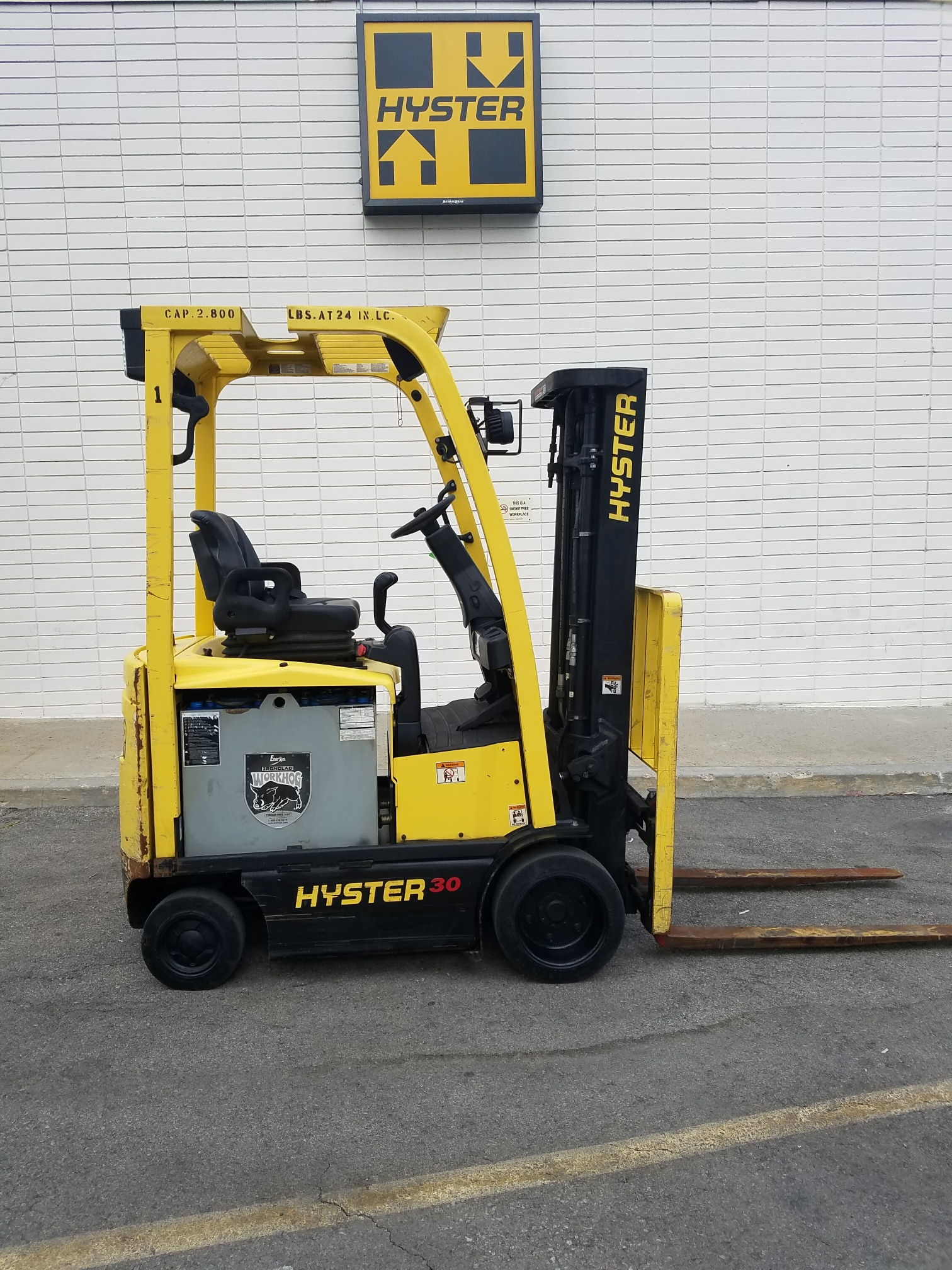 2011 Hyster E30XN
