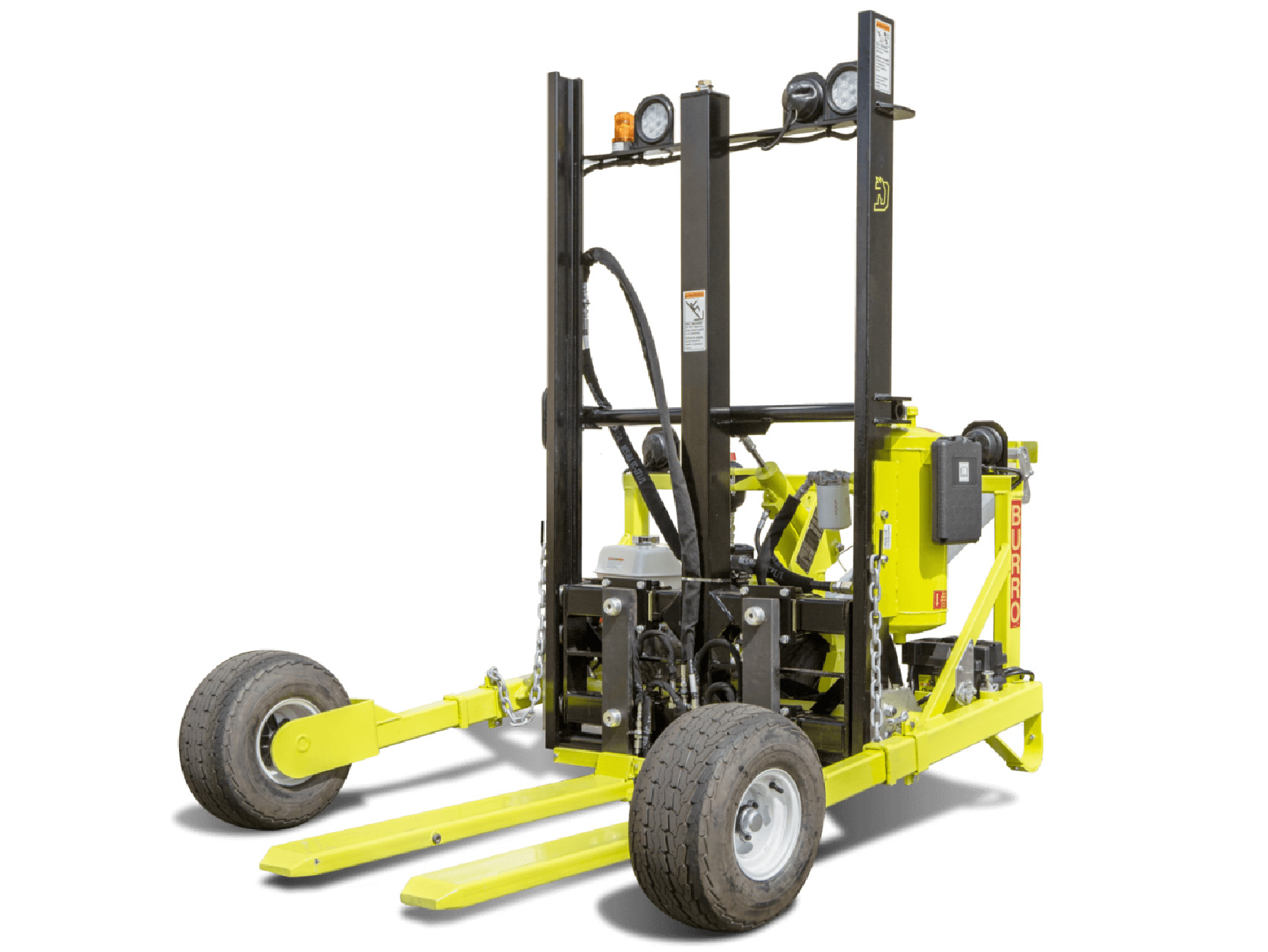Donkey Forklifts Burro Forklift