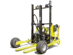 Truck Mounted Forklifts Equipment Image