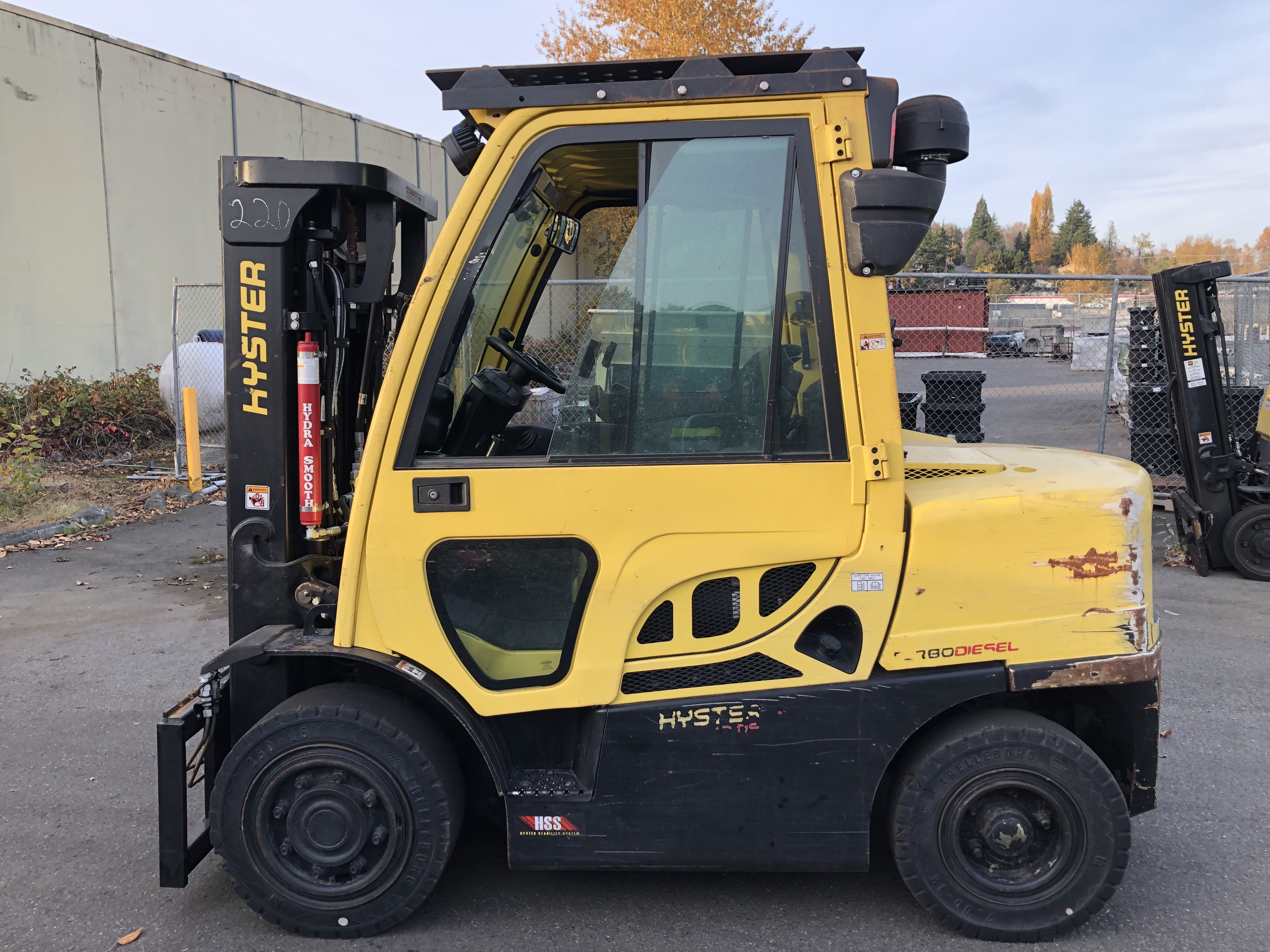 2016 Hyster® H80FT