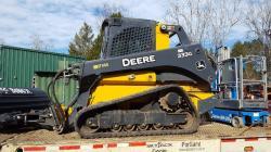 2017 John Deere 333