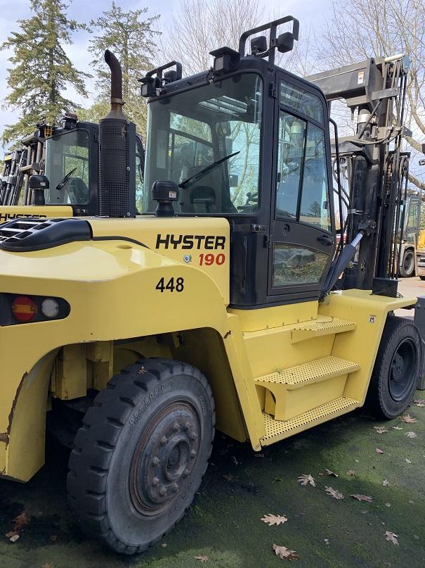 2014 Hyster H190HD