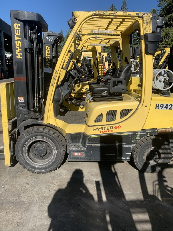 2016 Hyster H60FT