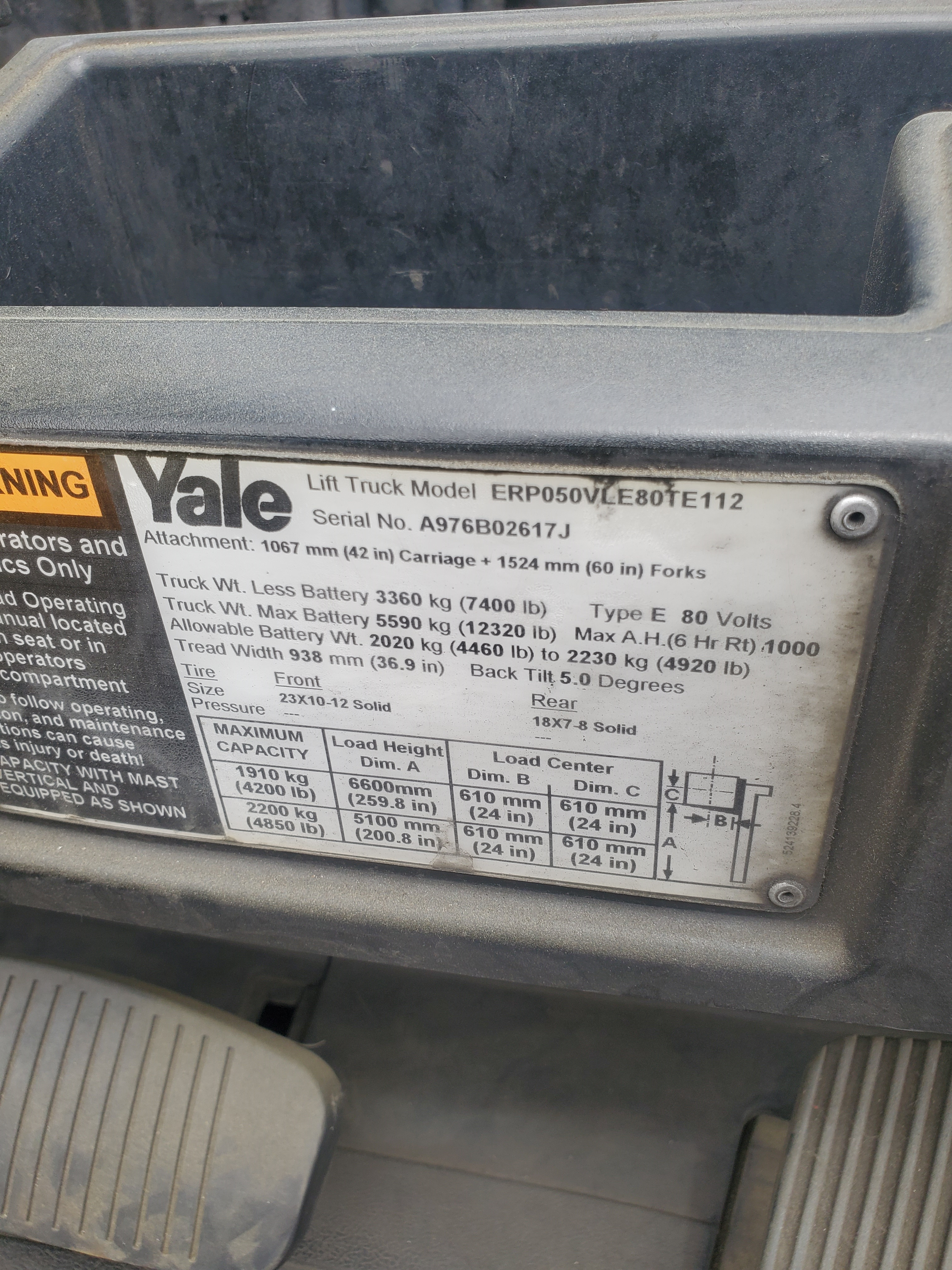 2011 Yale ERP050