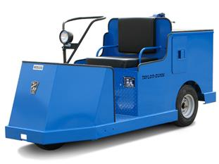 Electric Industrial Vehicles Equipment Image