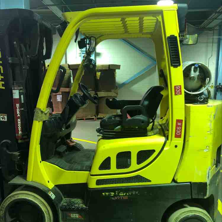 2017 Hyster S80FT
